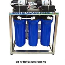 Galaxy 25 LPH Commercial RO Water Purifier